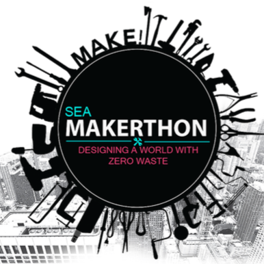 SEA Makerthon HCMC Poster